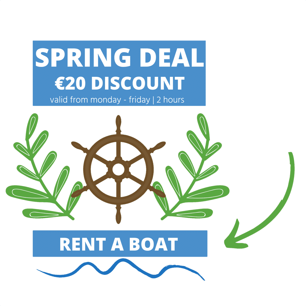 Boat hire amsterdam discount