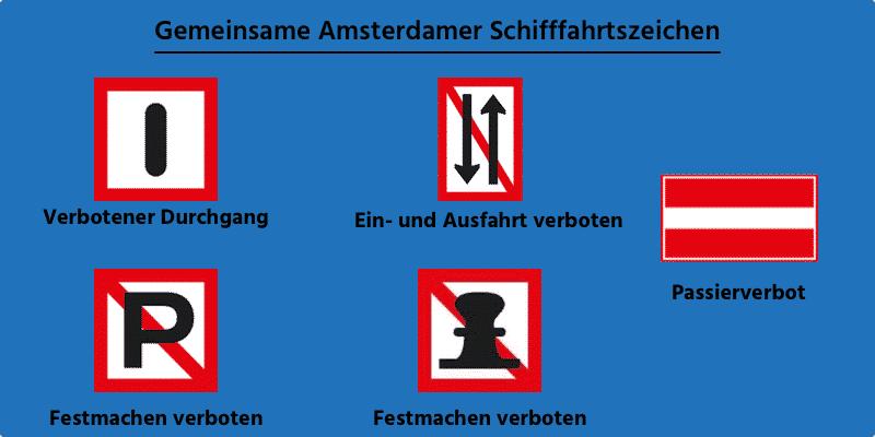 Fahrzeichen amsterdam
